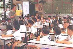 case study of education in the philippines Iii abstract cynthia crites parent and community involvement: a case study (under the direction of dr randall dunn) school of education, may, 2008.
